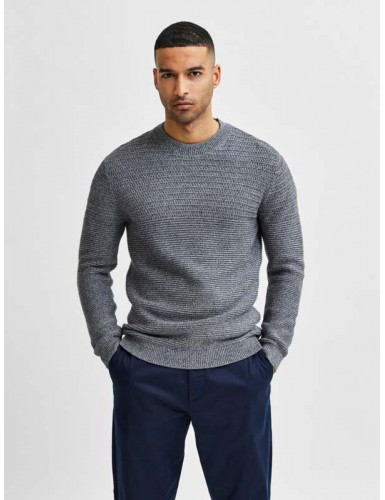 Pull Conrad Selected gris