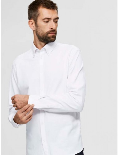Chemise blanche Selected